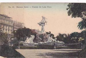 Buenos Aires - Fuente de Lola Mora , Argentina , 00-10s