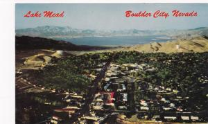 BOULDER CITY, Nevada, PU-1965; General view, Lake Mead