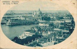 Italy - Venezia Panorama Dal Camp San Marco Venice 03.03