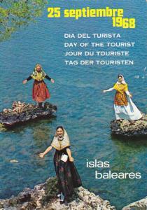 Spain Islas Baleares Dia Of The Turista