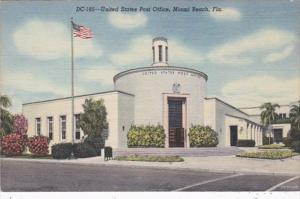 Florida Miami Post Office Curteich