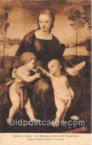 La Madonna Detta del Granduca Raffaello Unused
