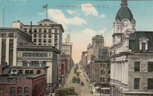 VANCOUVER, B.C., Canada; 1900-10s ; Granville Street #2