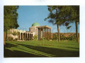 193028 IRAN SHIRAZ Tomb of Saadi old photo postcard