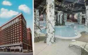 ATLANTA, Georgia, 1950-60s; Henry Grady Hotel,  Swimming Pool