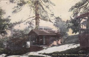 CALIFORNIA; Wilson Peak, Mt. Wilson Cottages, 00-10s