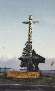 Prospect Point in Stanley Park,  Vancouver,  B.C.,  Canada,  40-60s