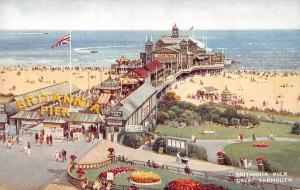 Great Yarmouth, Britannia Pier, Animated Seaside, Beach