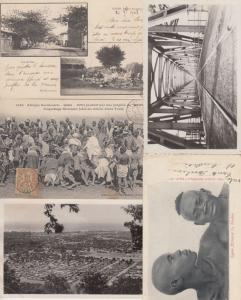 SOUDAN SUDAN 66  AFRIQUE Cartes Postales 1900-1940.