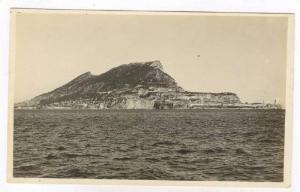 RP  Gibraltar, Uk, 1910-30s