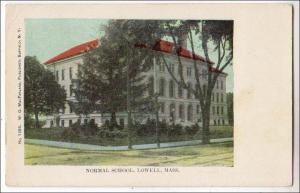 School, Lowell MA