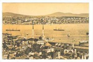 Vue De Scutari Au Bosphore Constantinople, Turkey, 00-10s