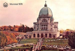Montreal 1976 - St Joseph Oratory