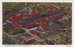 Armstrong Linoleum Plant , LANCASTER , Pennsylvania, 30-40s