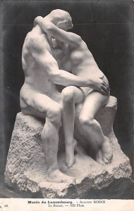 Musee Du Luxembourg Auguste Rodin Unused