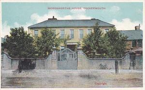 England Cockermouth Wordswworths House