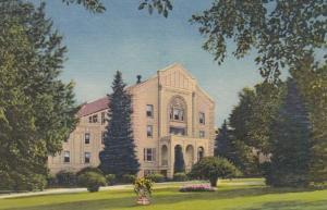 Colorado Wheat Ridge The Lutheran Sanitarium 1953 Curteich