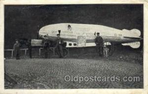 Rundreise Durch Europa, Heimat : Eschweiler (Rhld.)  Graf Zeppelin