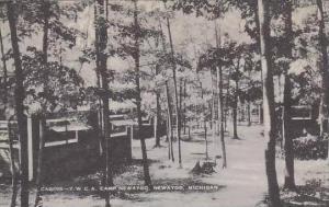 Michigan Newaygo Cabins YWCA Camp Newaygo Artvue