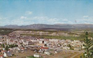 Capital of Yukon, WHITEHORSE, Yukon, Canada, 40-60´