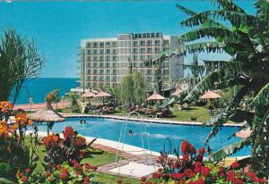 Spain Torremolinos Hotel Riviera Swimming Pool