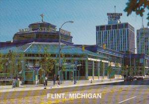 Flint Water Street Pavilion Flint Michigan 1992