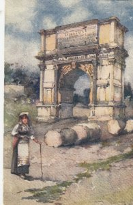 ROME , Italy , 00-10s ; Arch of Titus; TUCK 7026