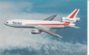WARDAIR Douglas DC-10-30 Airplane , 1975