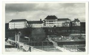 Czech Republic, Velke Mezirici Škola Světlá, skola skoly svetla, unused RPPC