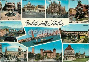 Postcard Modern Italia