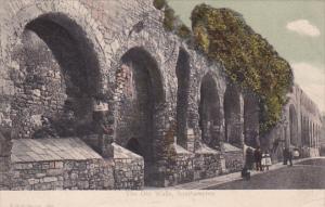 The Old Walls, SOUTHAMPTON, Hampshire, England, United Kingdom, PU-1905