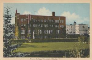EDMONTON , Alberta , Canada , 1930s ; Alberta College