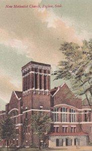 REGINA , Saskatchewan , Canada , 00-10s ; New Methodist Church