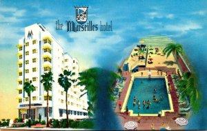 Florida Miami Beach The Marseilles Hotel