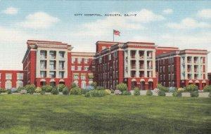 AUGUSTA , Georgia , 30-40s; City Hospital