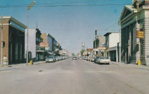 FORT FRANCIS , Ontario, Canada, 50-60s ; Scott Street ,