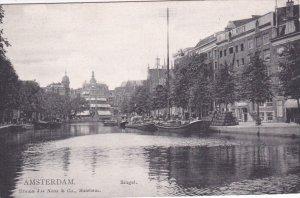 Amsterdam , Netherlands , 00-10s Singel