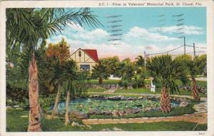 Florida St Cloud Vveterans' Memorial Park 1940 Curteich