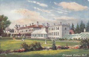 OTTAWA, Ontario, Canada, 1900-10s; Rideau Hall