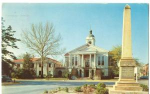 Aiken, South Carolina, Country Courthouse and Monument