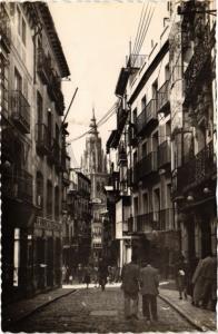 CPA Toledo Calle del Comercio SPAIN (743805)