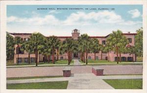 Florida De Land Science Hall Stetson University