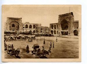 232571 USSR Uzbekistan BUKHARA Madrasah Kukol-Tash Vintage