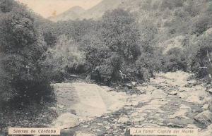 Sierras de Cordoba , La Toma Capilla del MOnte , Argentina , 00-10s