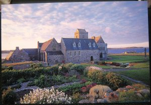 Scotland Iona Abbey - posted 2002