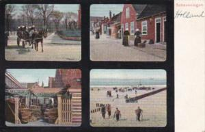 Netherlands Scheveningen Multi View 1910