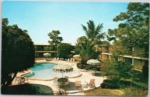 Swimming Pool at Best Western Buccaneer Inn, Naples, Florida