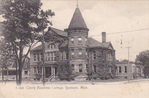 Cleary Business College , Ypsilanti , Michigan , 00-10s