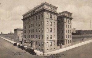 SAN FRANCISCO, California, 1912; Saint Francis Hospital