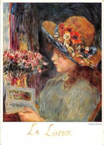 Auguste Renoir Lesendes Madchen Girl Reading La Liseuse